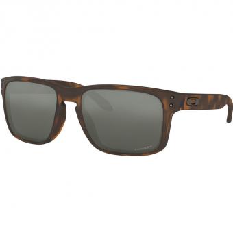 Oakley Holbrook  Sonnenbrille Matte Brown Tortoise / Prizm Black
