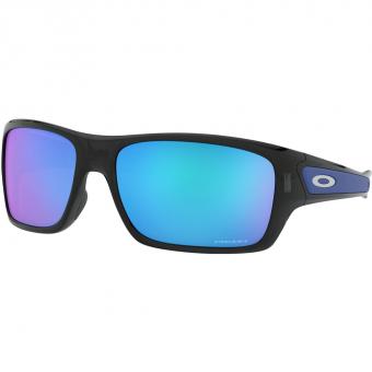 Oakley Turbine  Sonnenbrille Black Ink / Prizm Sapphire
