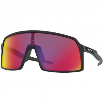 Oakley Sutro  Sonnenbrille Matte Black / Prizm Road