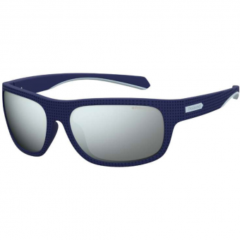 Polaroid PLD 7022/S  Sunglasses Blue / Grey Men