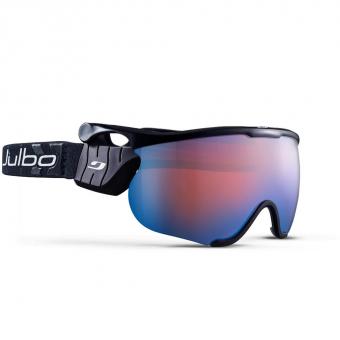 Julbo Sniper L Noir Cat 2  Sonnenbrille Schwarz / Grau