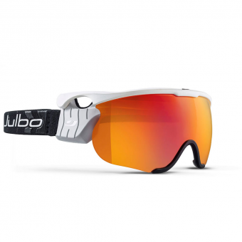 Julbo Sniper M Cat 2  Sonnenbrille Weiß / Grau
