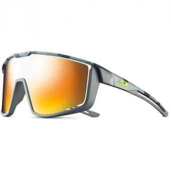 Julbo Fury  Sonnenbrille Army Grau/Gelb