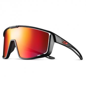 Julbo Fury  Sonnenbrille Schwarz/Rot