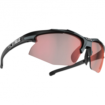 Bliz Hybrid ULS  Sonnenbrille Grey / Black