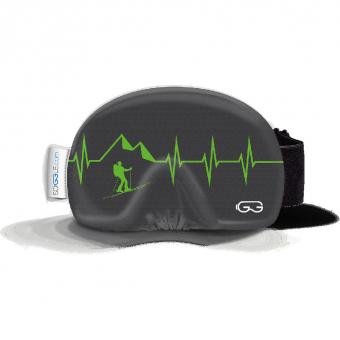 Soggle Heartbeat  Skibrillenschutz Ski Mountaineer