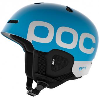 POC Auric Cut Backcountry SPIN  Helm Radon Blue