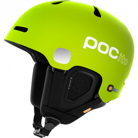 POC Pocito Fornix  Helm Fluorescent Lime Green