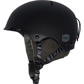 K2 Stash 16/17  Helm Black