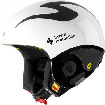 Sweet Protection Volata Mips  Helmet Gloss White