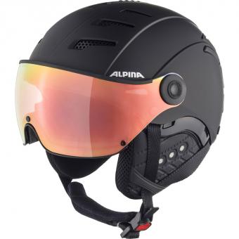 Alpina Jump 2.0 HM  Helm Black Matt