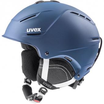 Uvex P1us 2.0  Helm Navyblue Mat