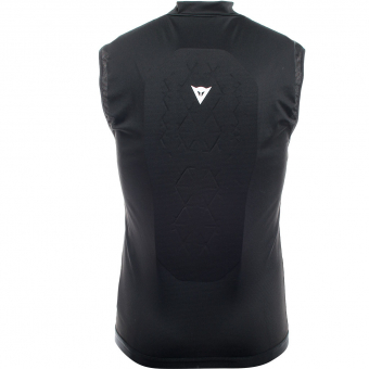 Dainese Flexagon Waistcoat Lite  Protektor Black / White Herren
