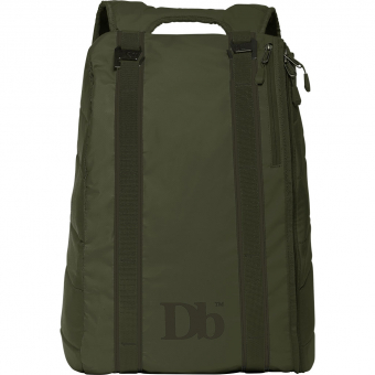 Douchebags Base 15L  Rucksacktasche Pine Green