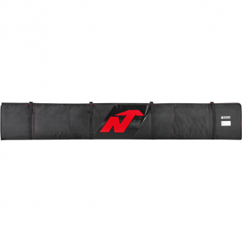 Nordica Race 3 Pair  Ski Bag Black / Red