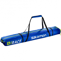 Salomon Extend 2 Pair 175+20cm  Skisack Race Blue