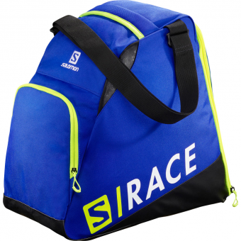 Salomon Extend  Schuhtasche Race Blue Neon