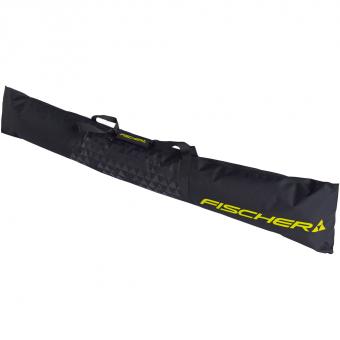 Fischer Skicase Alpine Eco 1 Paar 190cm  Skisack Black