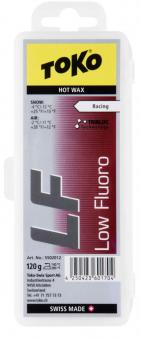 Toko LF Hot Wax Red -4°C/-12°C 120g  Gleitwachs