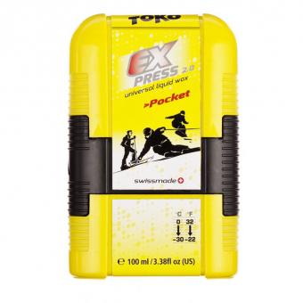 Toko Express Poket Liquid  Glide Wax