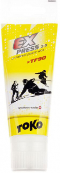 Toko Express FT90 Paste Wax 0°C/-30°C  Gleitwachs
