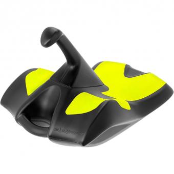 Zipflracer Luxus   Bob Schwarz / Neon Gelb