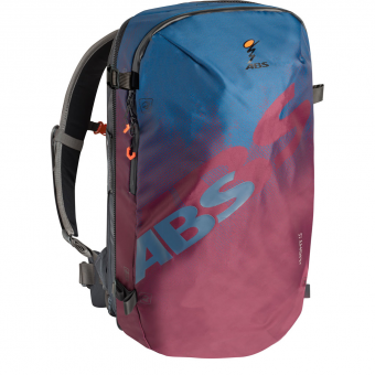ABS S.Light Base Unit (without Cartridge) + S.Light 15 Zip-On  Avalanche Backpack Dawn