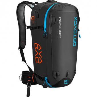 Ortovox Ascent 28 S Avabag  Lawinenrucksack (ohne Kartusche) Anthracite Damen