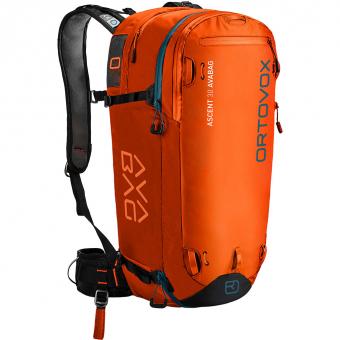 Ortovox Ascent 30 Avabag  Lawinenrucksack (ohne Kartusche) Crazy Orange