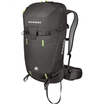 Mammut Light Removable Airbag 3.0 30 L  Lawinenrucksack (ohne Kartusche) Graphite
