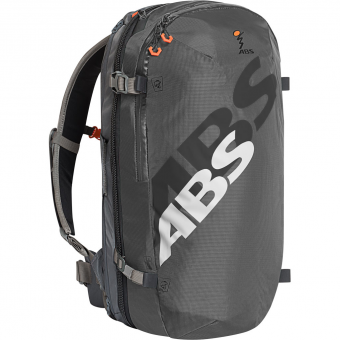 ABS S-Light Compact 15l  Zip On Rock Grey