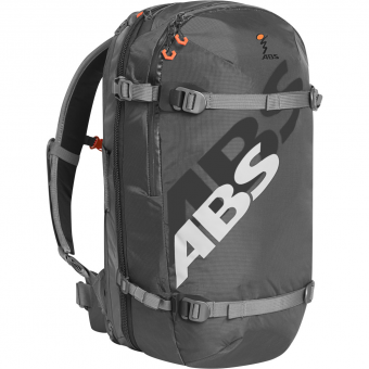 ABS S-Light Compact 30l  Zip On Rock Grey