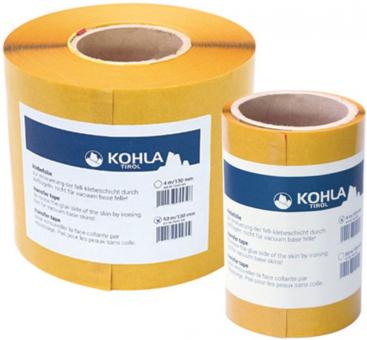 Kohla Klebefolie 4 Meter 130mm  Fellzubehör