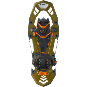 TSL Highlander Adjust  Snow Shoes Olive