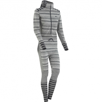 Kari Traa Akle Suite Baselayer  Overall Dove Women