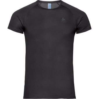Odlo Active F-Dry Light Crew  Shortsleeve Black Men