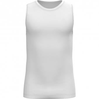Odlo Active F-Dry Light Singlet  Funktionsshirt Kurz White Herren