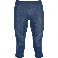 TIEFSCHNEETAGE NEW ITEM  Ortovox 120 Comp Light Short  Baselayer Pants Night Blue Men