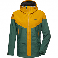 Pyua Gorge-Y   Skijacke Golden Brown / Pine Green Herren
