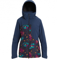 Burton [ak] Embark GTX® 2L   Snowboardjacke Dress Blue / Bona Flora Damen