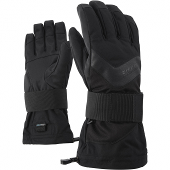 Ziener Milan AS SB  Fingerhandschuh Black HB
