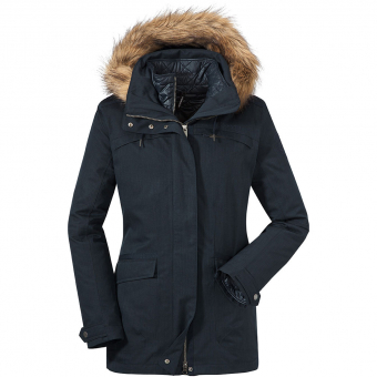 Schöffel Genova Parka Night Blue Women