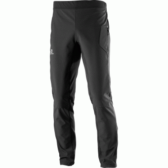 Salomon RS Warm Softshell  Hose Black Herren