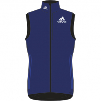 Adidas Sweden  Vest Blue Men