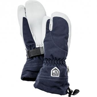 Hestra Heli Ski Female 3-  Fingerhandschuh Navy / Offwhite Damen