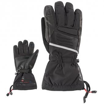 Lenz Heat Glove 4.0 mit Lithium Pack RCB 1200  Fingerhandschuh Schwarz Herren