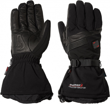 Ziener Gasper AS PR Hot  Fingerhandschuh Black