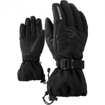 Ziener Gofried AS®  Fingerhandschuh Black