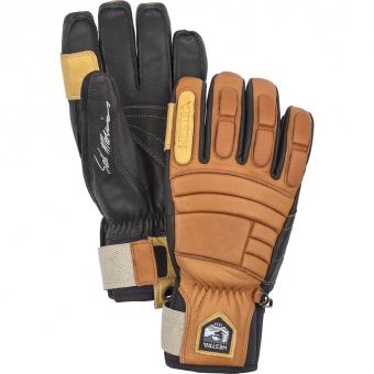 Hestra Morrison Pro Model 5-  Fingerhandschuh Brown Herren