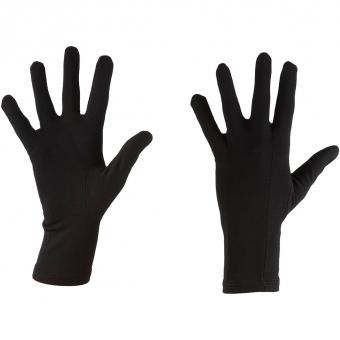 Icebreaker Oasis Liners  Glove Black